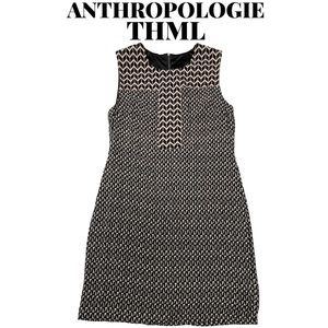 Anthropologie THML Embroidered Top Dress, Size S